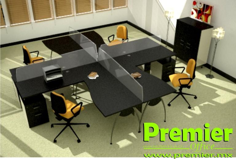 Estaciones de trabajo call center for Muebles y equipos de oficina viga
