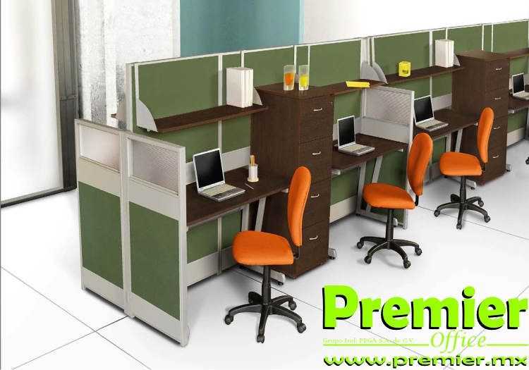 Catálogo de Muebles para Oficinas :: Mobiliario para oficina: Equipo ...