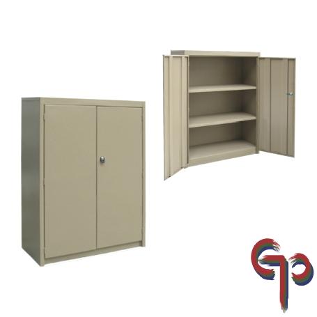 Muebles metalicos de dise o idea creativa della casa e - Muebles de cocina metalicos ...