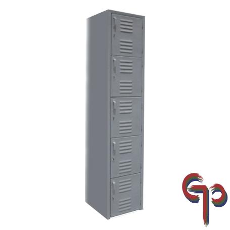 Lockers 5 Puertas