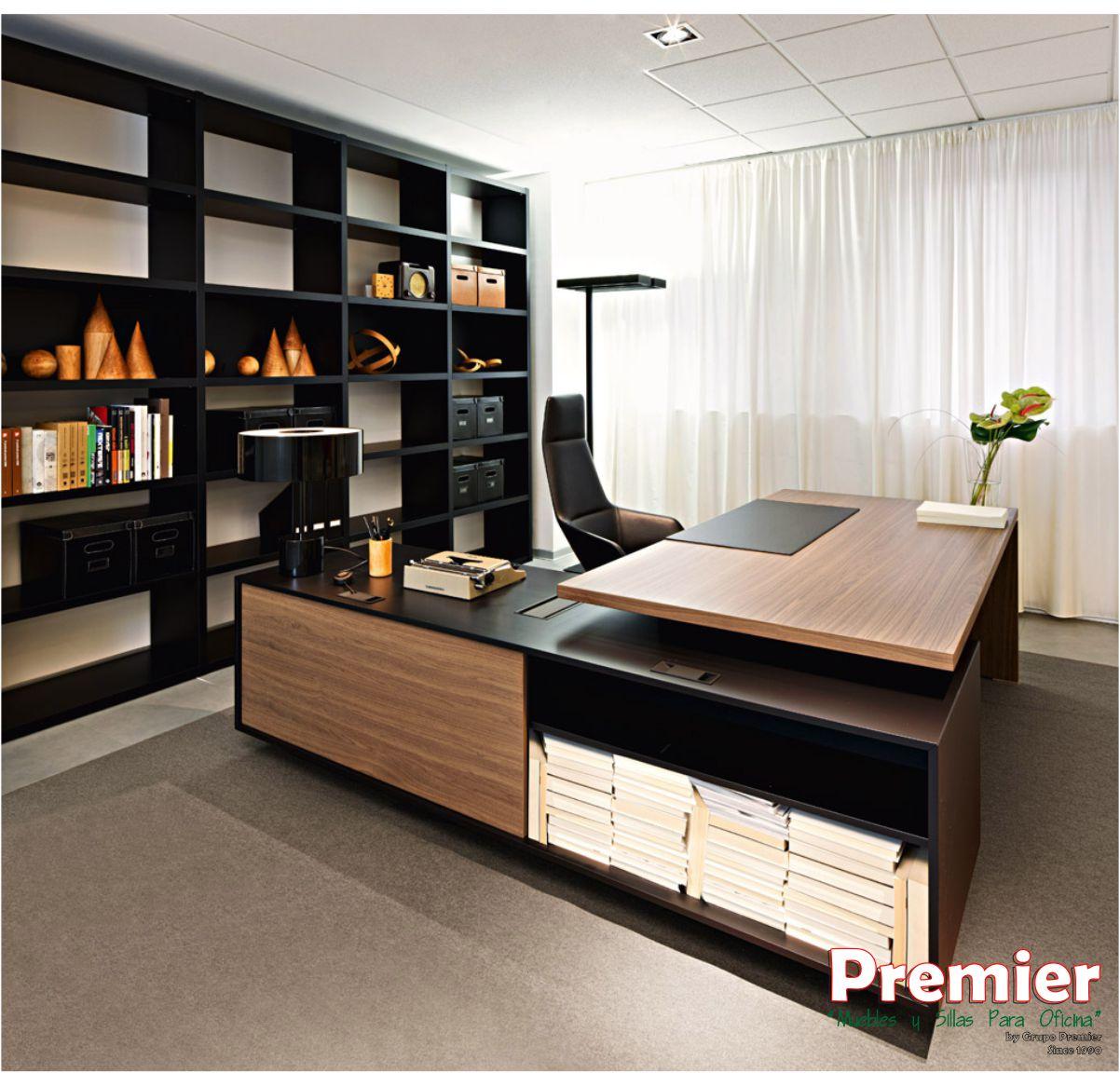 Oficina ejecutiva luxo for Muebles y sillas para oficina